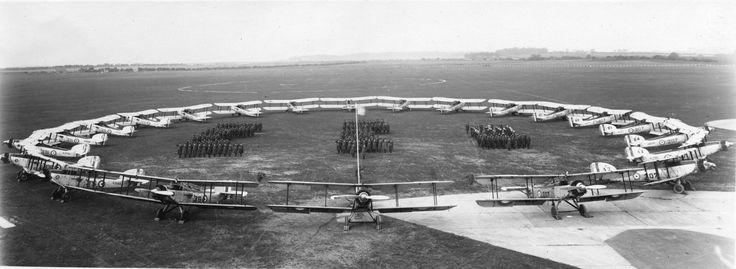 Fairey Gordon 35  207 Sqn RAF