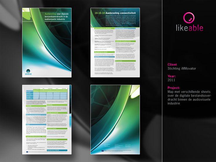 #LikeableDesign #MartijnKoudijs #GraphicDesign #Immovator www.likeable.nl