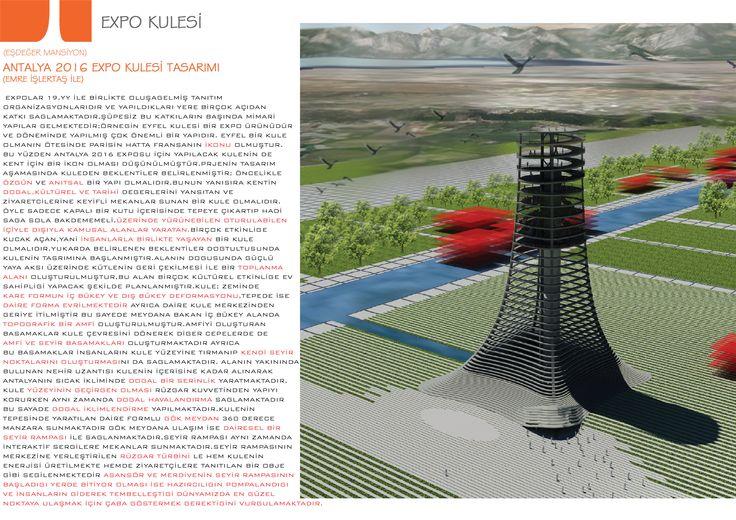 antalya expo kulesi