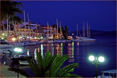 Ermioni by night! This is the paradise!  www.ermionivillas.gr  www.facebook.com/ermionivillas