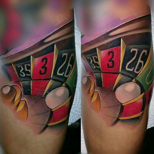 13 best gambling tattoo designs images on pinterest for Cheap tattoos las vegas