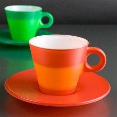 Leonardo van kleur veranderende espressokopjes