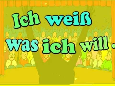 Ich weiß was ich will! (Full Version) - YouTube