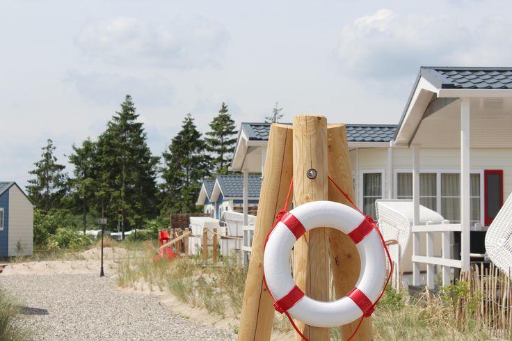 Ostseestrand Campingplatz Scharbeutz: Ferienhäuser