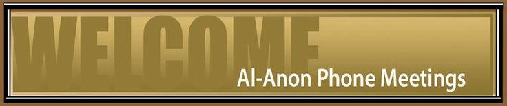 alnon meetings Al-anon members are people, just like you, who are worried about someone with a drinking problem.