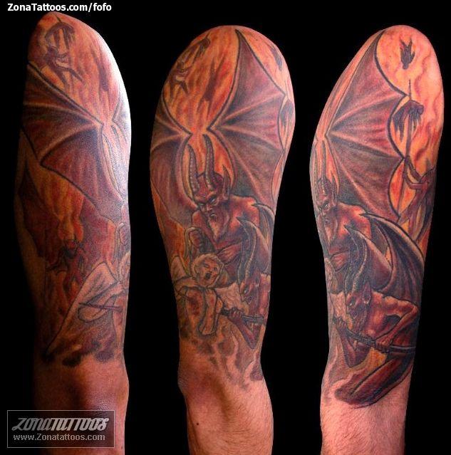 Tatuaje de / Tattoo by: fofo | #tatuajes #tattoos #ink