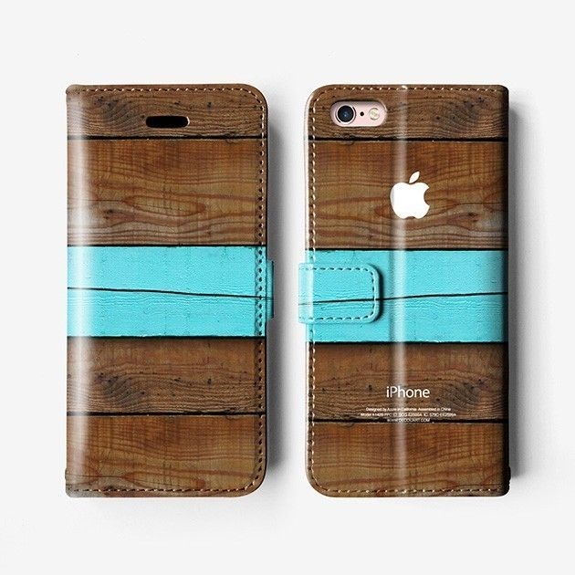 iPhone 6 / 6s / 6 Plus / 6s Plus Decouart 手帳型 ケース B001の画像1枚目