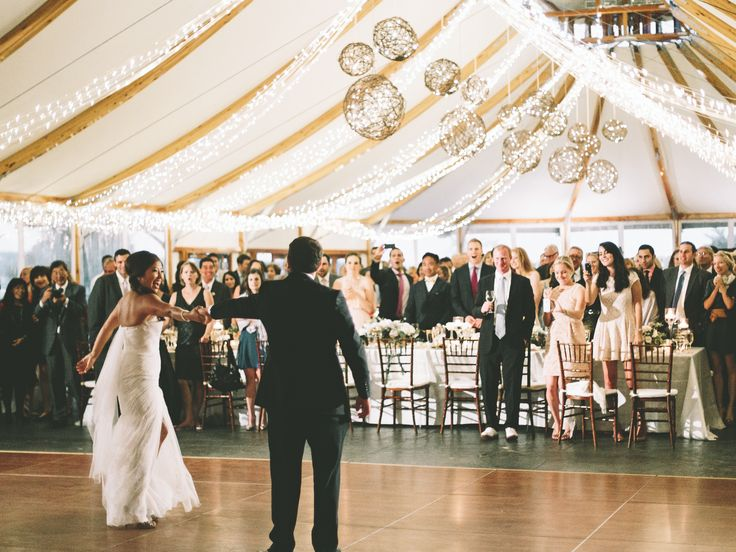 20 Secrets to a Fun Wedding Reception | Photo by: Chennergy | TheKnot.com