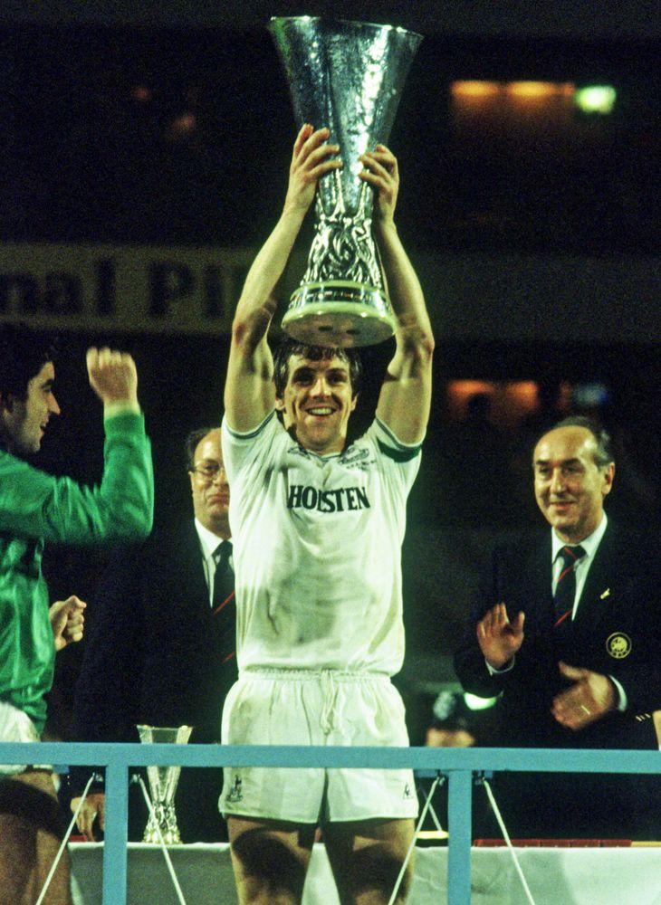 UEFA Cup 1984 winners