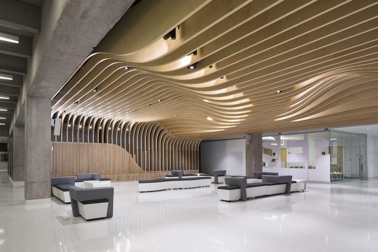 Vitrine Étudiante – École Polytechnique de Montréal | MENKES SHOONER DAGENAIS LETOURNEUX Architectes