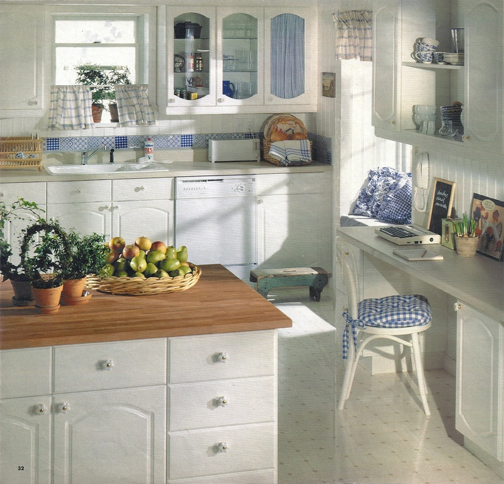 In Kitchen My Boys And Islands: Timeless Romantic Kitchen - Ikea 1996