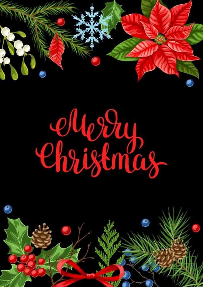 Merry Christmas Greeting Cards Free Download Merry Christmas