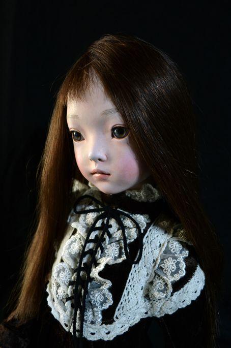 写真撮り開始!の画像:玉青の球体関節人形 制作日記■tamaodoll-ball jointed dolls