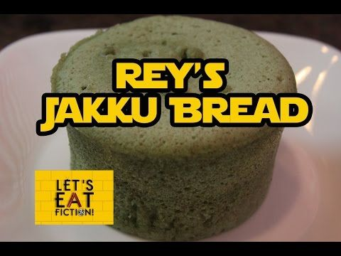 Let's Eat Fiction!: Rey's Jakku Bread (Star Wars: The Force Awakens)  www.LetsEatFiction.com