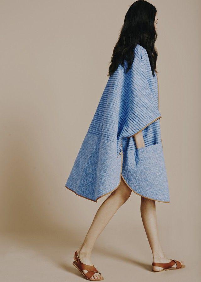 this chambray coat!!