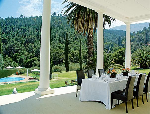 Cascade Country Manor - Paarl