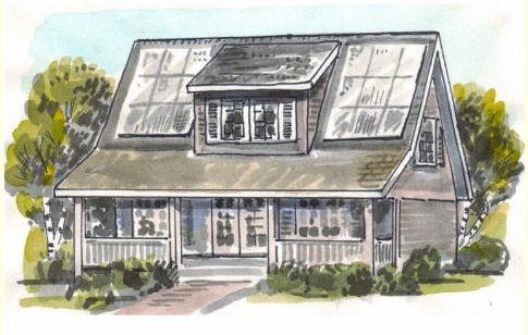 Village Home Design : eco village home design maine  Home plans  Pinterest