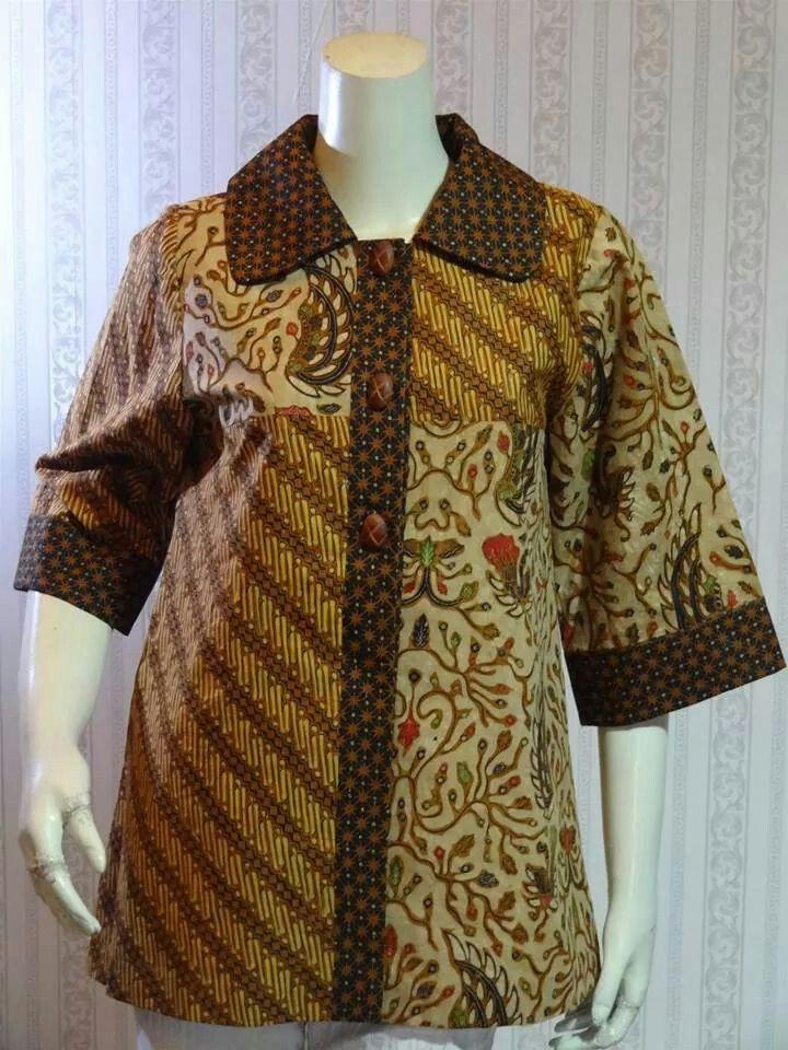 patchwork batik