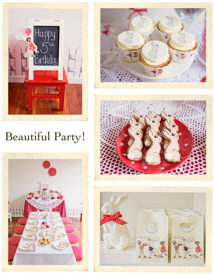 belle and boo: Parties // Scarlet's 5th Birthday