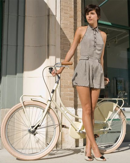 Customizeable bikes! Only come in one speed but would be really fun for the summer to get out and about without the car!!