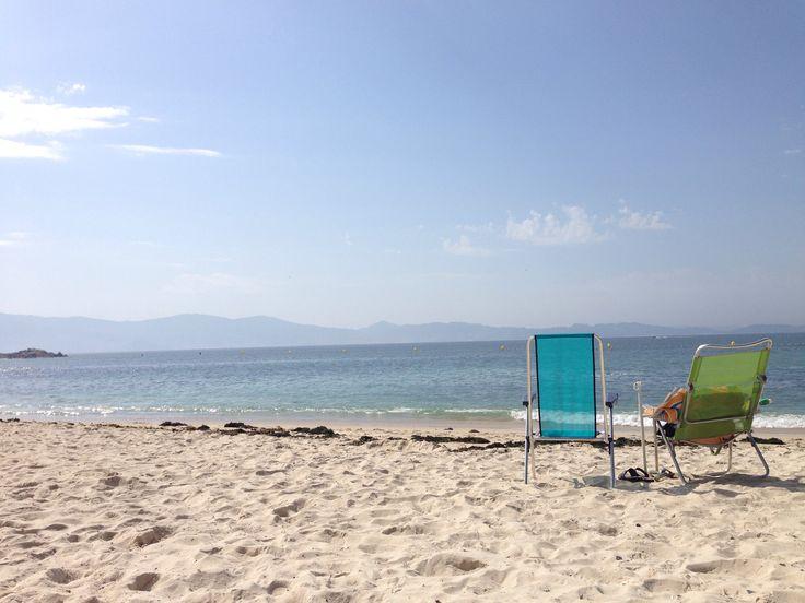 #beach #playa #praia #areas #sanxenxo #galicia #september14