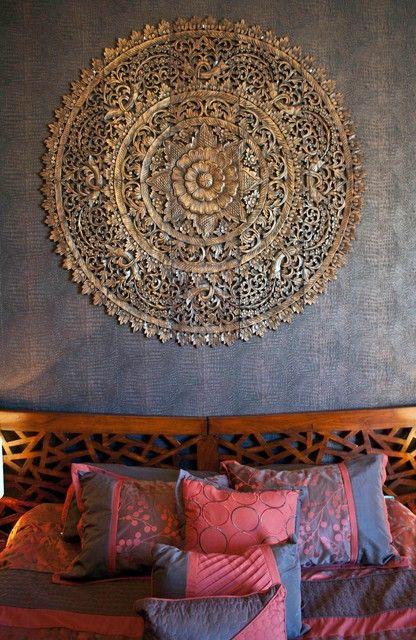 Bedroom Revamp - asian - bedroom - other metro - Oriental Treasures