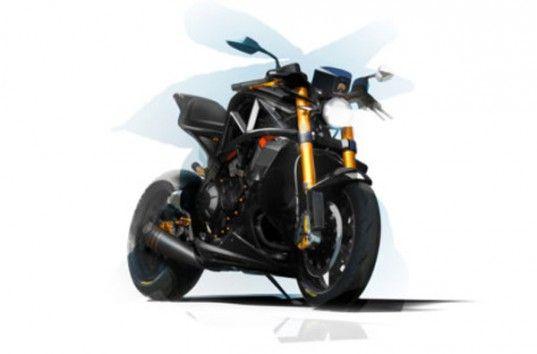 Ariel Motor Company представила эксклюзивный мотоцикл Ace R