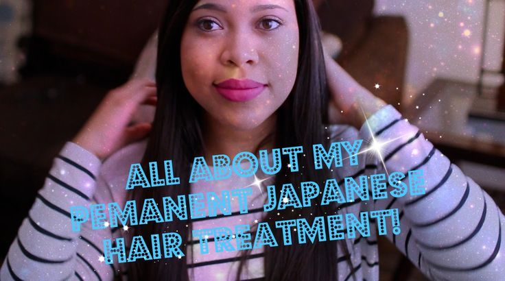 All About my Japanese Hair Straightening Experience!