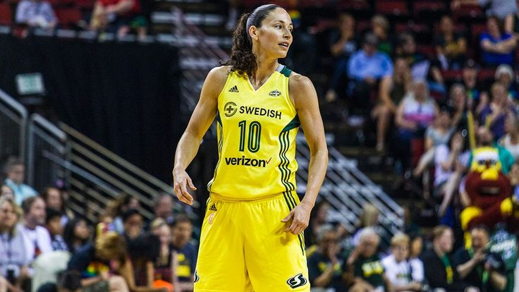 Sue Bird is self-admittedly private. But the WNBA All-Star is finally opening up on her career, her relationship with girlfriend Megan Rapinoe and why it's important to talk now.