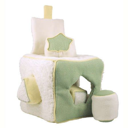 Dandelion Soft Sorter made from #organic #cotton <3 From Bizzy Bubs Australia http://www.bizzybubsaustralia.com/products/soft-sorter