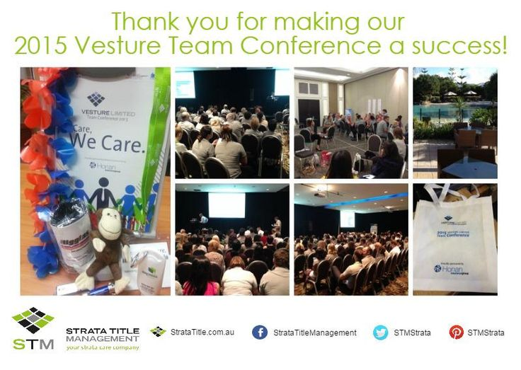 Feeling super grateful :) What a wonderful Annual Team Conference we've had! Our team is now more empowered than ever to serve you better...  Massive #ThankYou to our sponsors, team members, trainers & not forgetting our AWESOME senior management team for making this possible! www.stratatitle.com.au
