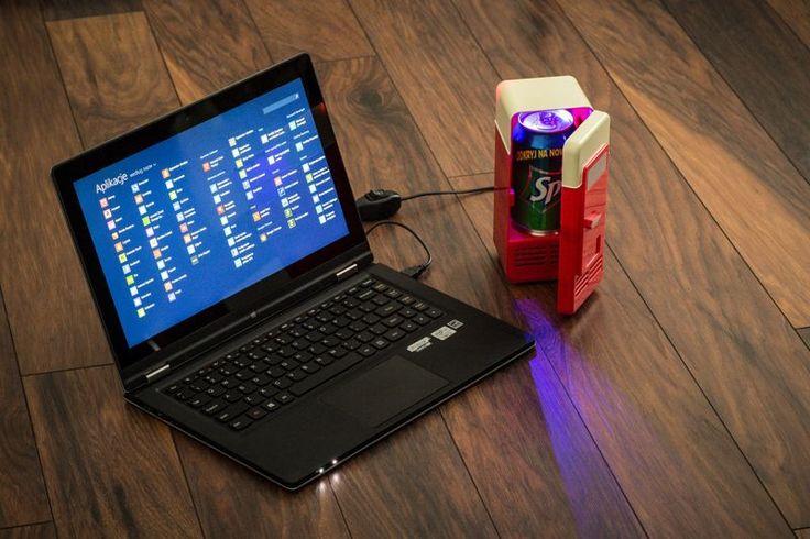 Mini lodówka USB