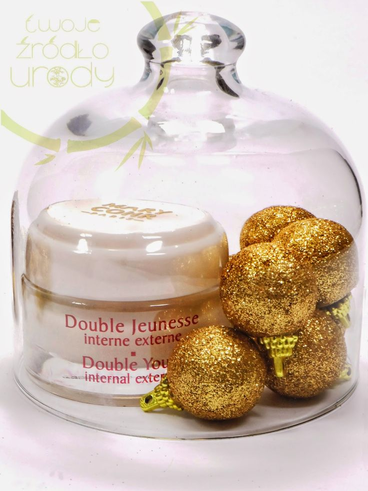 A unique luxury cream with double strength rejuvenation. It works inside the…