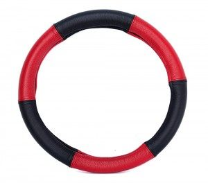 Kierownica czerwono - czarna - skóra naturalna https://www.incub24.pl/pl/p/Kierownica-czerwono-czarna-skora-naturalna/228