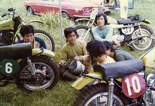 1枚の写真・・・その1-「1971年全日本モトクロス選手権」 - Sam'sダイアリー