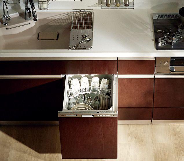Yes Berry 食洗機を入れたい でも収納量を減らしたくない トクラス