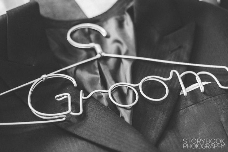 Bride and Groom Hangers produced by Desert Rose Project