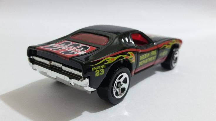 Dixie Challenger Hotwheels 2011