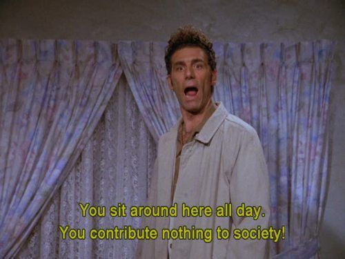 Seinfeld dating quotes