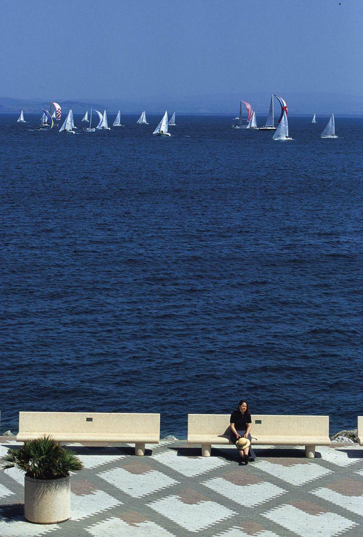 Porto Santo Stefano, Grosseto, Tuscany and #sail