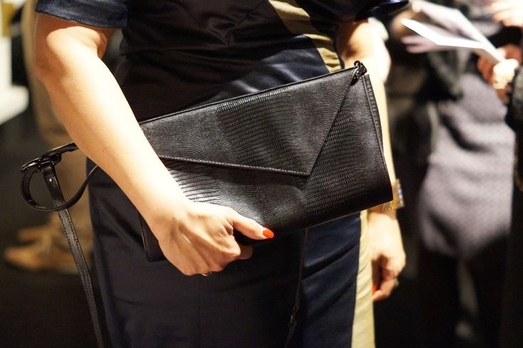 This IrvinX bag is one the best bags of FashionWeek Amsterdam 2016! More on ☆ http://bit.ly/1nuX6mW