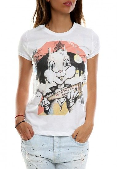 hool bunny  #vagrancylifestyle #handmade #tshirt #woman