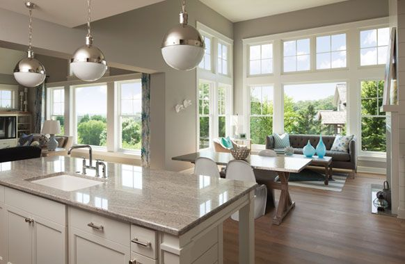 Project Showcase - Cottage Style With A Modern Twist - Andersen Windows & Doors at Meek's Lumber & Hardware