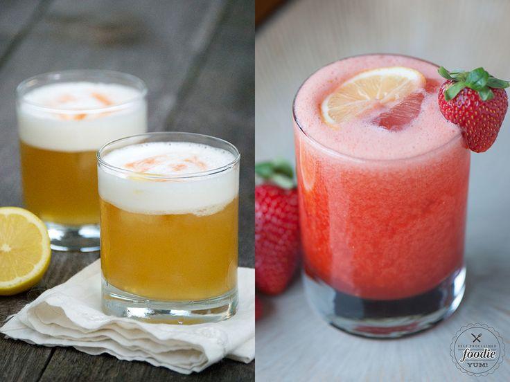 Whisky Sour är sötsyrlig drink som de allra flesta tycker om. Här är 3 goda recept att testa. Varför inte smaksätta drinken med jordgubbar eller grapefrukt? Samtliga recept är för 1 drink.