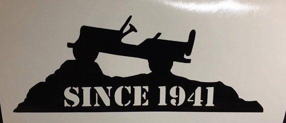 JEEP sur la montagne des Styles uniques Willys depuis 1941