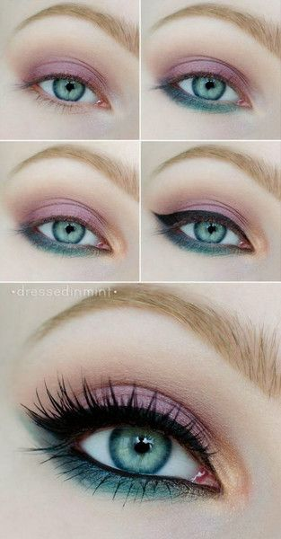 Sea Green - Cute and Colorful Eyeliner Shades You Need In Your Life - Photos