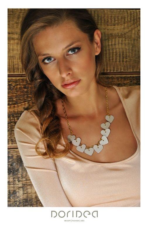 doridea necklace