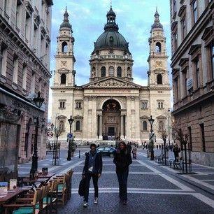 Szent István Bazilika, Budapest, Magyarország.