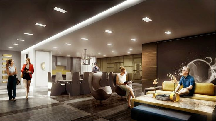 Amenities Rendering