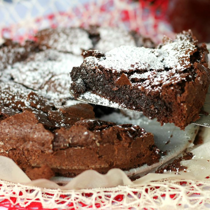 TORTA TENERINA ricetta originale ferrarese | torta al cioccolato umida